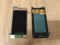 Дисплей на Samsung J200 Galaxy J2 Золото(Gold), GH97-17940B, Super AMOLED!, фото 1