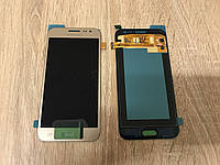 Дисплей Samsung J200 Gold GH97-17940B 100% оригинал!