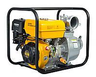 Мотопомпа бензиновая RATO RT100ZB26-5.2Q (96 м³/час)