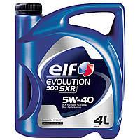 Масло моторное Elf Evolution 900 SXR 5W-40 4л