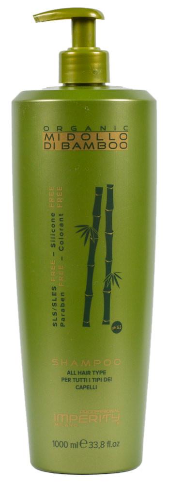 Шампунь Imperity с органическим экстрактом бамбука безсульфатный 1000мл