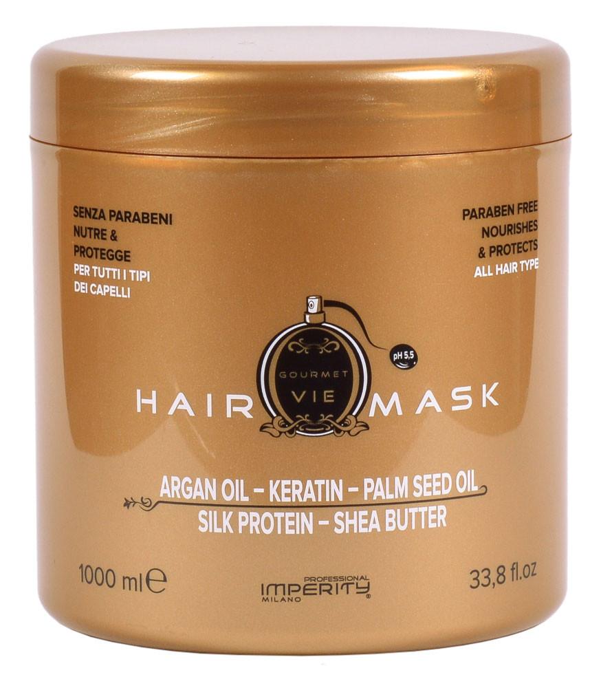 Маска для волос без парабенов  Imperity Gourmet VIE IP 1000мл