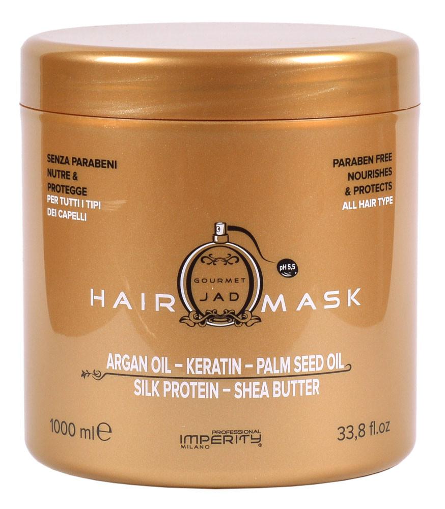 Маска для волос без парабенов  Imperity Gourmet JAD IP 1000мл