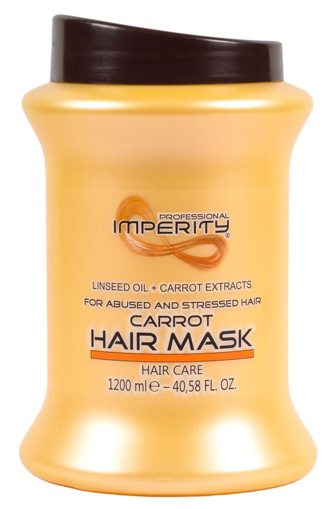 Маска Imperity Carrot для ослабленных волос 1200мл