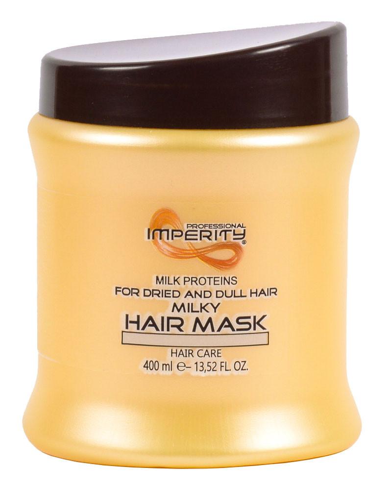 Маска Imperity Milky для секущихся и сухих волос 400мл