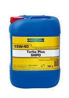 Масло моторное RAVENOL Turbo-Plus SHPD 15W-40 10л