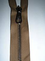Молния металлическая riri 75см, тип 6, 2 бегунка, фото 1
