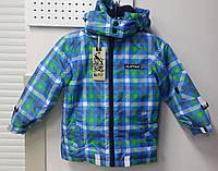 Демисезонная детская куртка на мальчиков. ТМ Glo-story Венгрия. 92/98