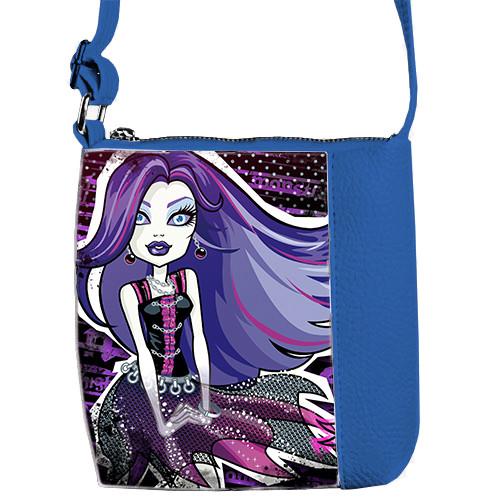 Сумочка детская для девочки Mini Miss с рисунком Monster High