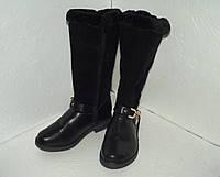 Зимние сапожки для девочки, р. 34 - 21 см стелька