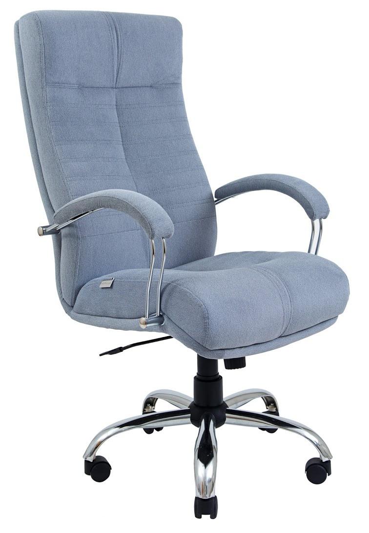 Компьютерное Кресло Орион (Хром) велюр
