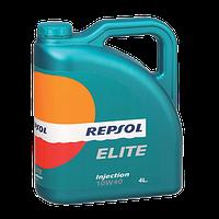 Синтетическое масло REPSOL ELITE INJECTION ✔ 10W40 ✔ емкость 4л.