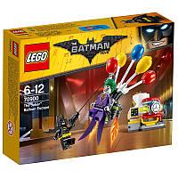 Lego Batman Movie Побег Джокера на воздушном шаре 70900