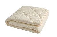 Одеяло закрытое однотонное овечья шерсть (Микрофибра) Двуспальное Евро T-54816