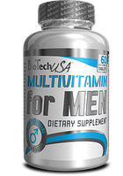 Витамины BioTech USA - Multivitamin for Men (60 таблеток)