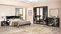Спальня Ева к-кт 4Д (венге)