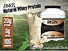 Whey Naturals Muscle Gauge Nutrition 2,3 кг (сывороточный протеин без химии)