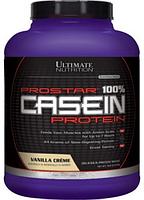 Казеин Ultimate Nutrition - 100% Prostar Casein Protein (2270 грамм)