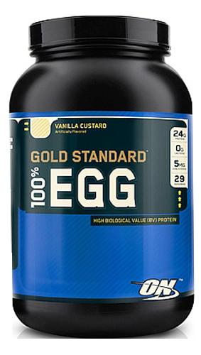 100% Egg Gold Standard 909 грамм (протеин яичный)