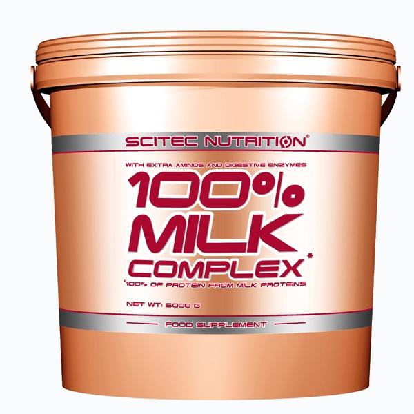 100% Milk Complex Scitec Nutrition  5000 грамм (молочный комплекс)