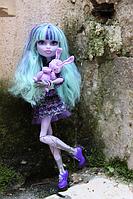 Кукла монстер хай Твайла 13 желаний Monster High Twyla 13 Wishes Mattel