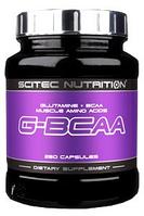 G-BCAA Scitec Nutrition 250 caps.