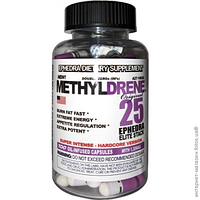 MethylDrene 25 Elite Cloma Pharma 100 caps. ***