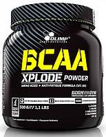Аминоксилоты Olimp Labs - BCAA Xplode (500 грамм) клубника