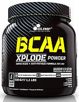 Аминоксилоты BCAA Xplode™ Olimp Labs 500 грамм (в составе 60% ВСАА)