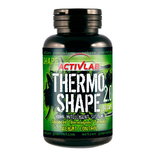 Жіросжігателя ActivLab - Thermo Shape 2.0 (90 капсул)