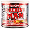 Machine Man Burner ActivLab 120 caps.