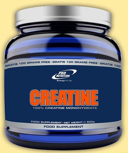 Creatine Ultrapure Pro Nutrition 600 грамм