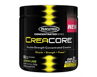 Creacore MuscleTech 293 грамм (138,3 грамма гидрохлорида креатина на банку)