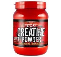 Креатин ActivLab - Creatine Powder (500 грамм) lemon/лимон