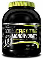100% Creatine Monohydrate BioTech USA 300 грамм