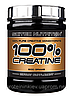 100% Pure Creatine Scitec Nutrition 500 грамм