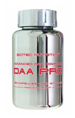 D-аспарагиновая кислота Scitec Nutrition - DAA Pro (120 капсул)