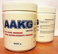 Аргинин Power Inside USA AAKG концентрат 250 грамм