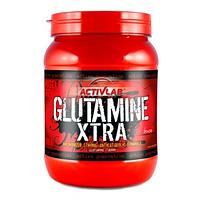 Глютамин ActivLab - Glutamine Xtra (450 грамм) orange/апельсин