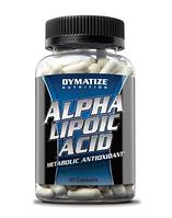 Alpha Lipoic Acid Dymatize Nutrition 90 caps.