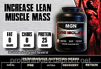 Pure Isolate Whey Protein MGN (2230 гр.), фото 1