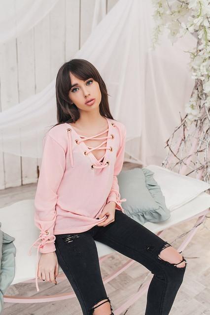 Женские свитера туники доставка