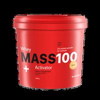 Высокобелковый гейнер MASS 100+ WHEY ACTIVATOR 900 g