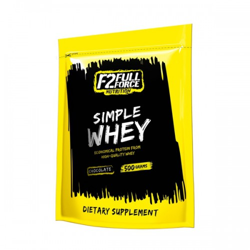 Whey Protein Full Force 500 грамм