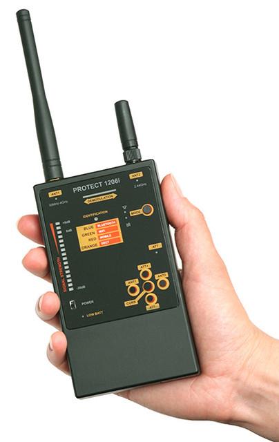 Индикаторы поля и детекторы радиопередатчиков