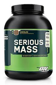 Гейнер Optimum Nutrition - Serious Mass (2720 грамм)