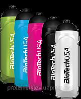 Бутылка для воды BioTech - Rocket Bottle (750 мл) розовая