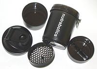 SmartShaker Nutrabolics 600 мл + 2 контейнера