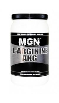 L-Arginine AKG MGN 500 грамм (чистый аргинин от Muscle Gauge Nutrition)