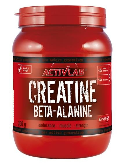 Creatine + Beta-Alanine ActіvLab 300 грамм